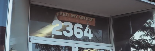 Check out the latest video for Feed my sheep